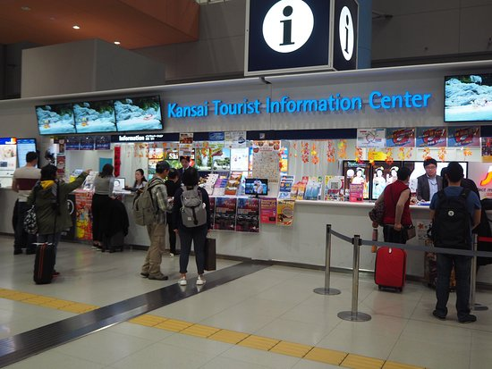Kansai Tourist Information Center, Kansai International Airport