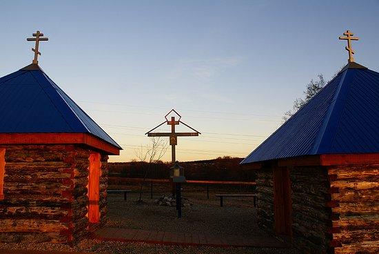 Vladimir, Rosja: Святой источник во имя Казанской иконы Богородицы у деревни Новоселка