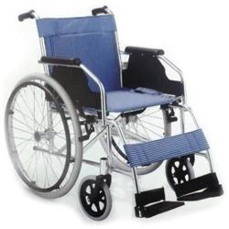 Wheelchair 5€ per day and 25€ per week.  Delivery available