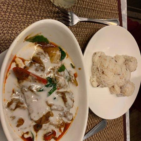 Best Thai food - what a gem!