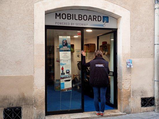 Mobilboard Nimes