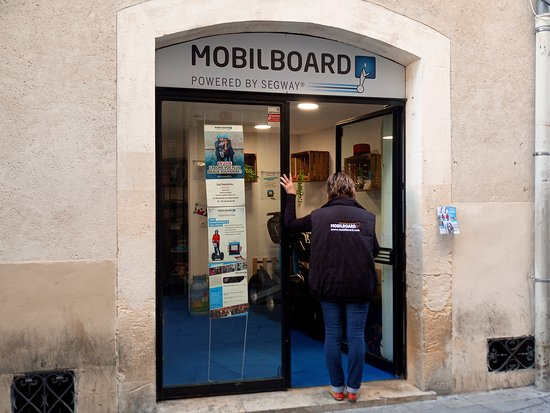 Mobilboard Nîmes