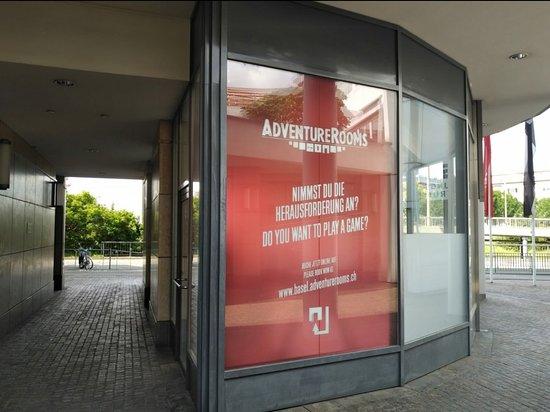 AdventureRooms Basel