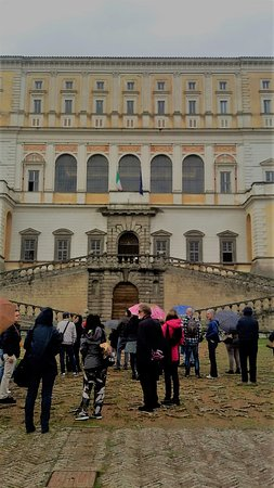 Meraviglie del Lazio: Il palazzo Farnese di Caprarola