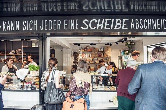 Martin Auer Brotküche Graz Innere Stadt Restaurant