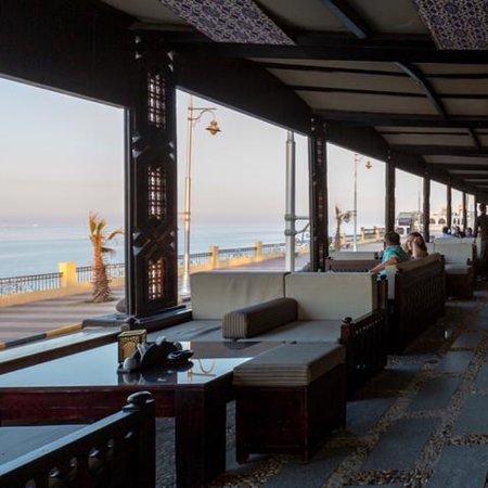 Elegance meets the flavors of the Seaview . #granadahurghada