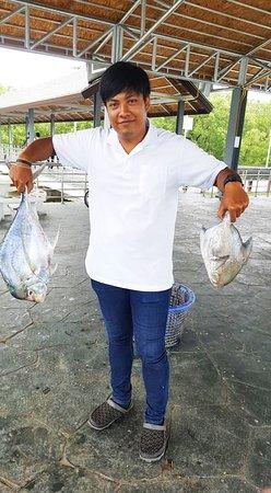 Taste of Sea with Fresh Seafood!!