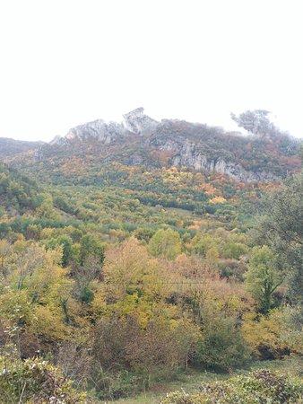 Senz, Spain: otoño