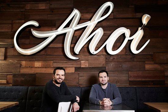 jetzt kaufen 100% Qualität Outlet zu verkaufen AHOI BY STEFFEN HENSSLER, Hamburg - Updated 2019 Restaurant ...