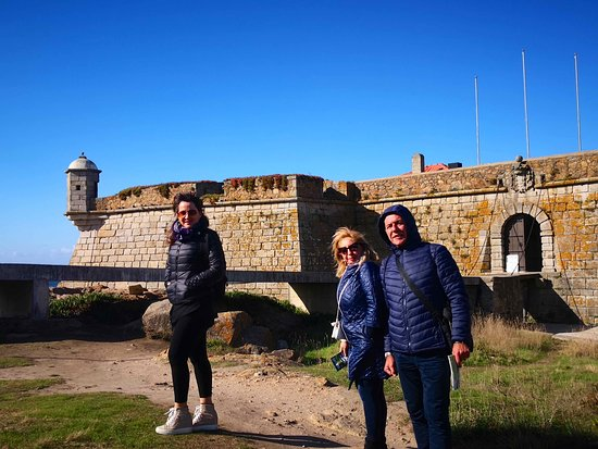 Praia do Castelo do Queijo: Ingresso