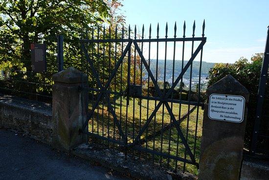 Bernkastel-Kues, Jerman: Judischer Friedhof