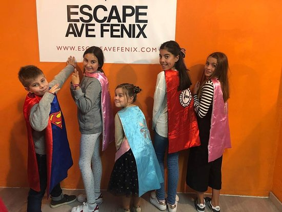 Escape Ave Fenix