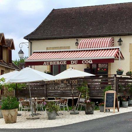 Auberge du coq à Fleurac