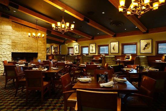 Interior - Picture of The Keg Steakhouse + Bar - Las Colinas, Irving - Tripadvisor