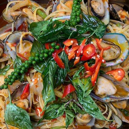 Jona, Suiza: Wow - das Essen war so lecker...