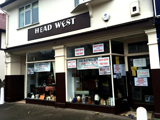 Head West Collectables
