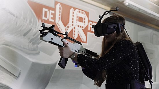 VR Arcade Amsterdam