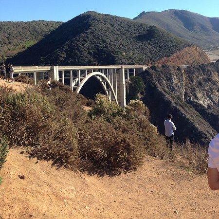 Bixby Bridge Foto