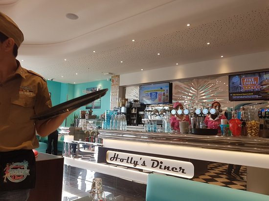 Holly s diner Évreux restaurant avis numéro de téléphone
