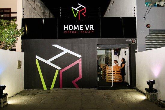 Home VR - Realidade Virtual