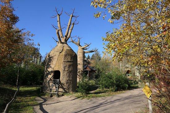 Mecklenburg-West Pomerania, Germany: Auch Kinder können im Park viel erleben