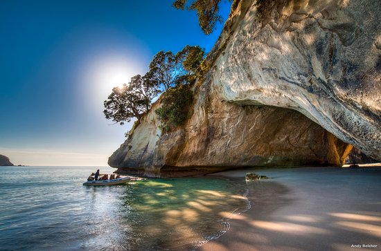 Hahei Explorer Cathedral Cove Boat Tour Photo