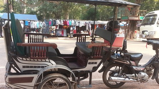 Samath Tuk Tuk Driver