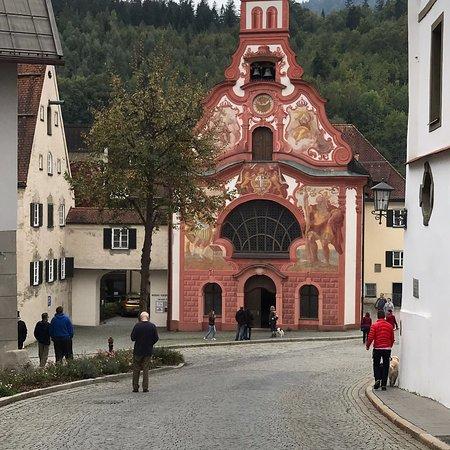 Altstadt von Fuessen: Visitando Füssen