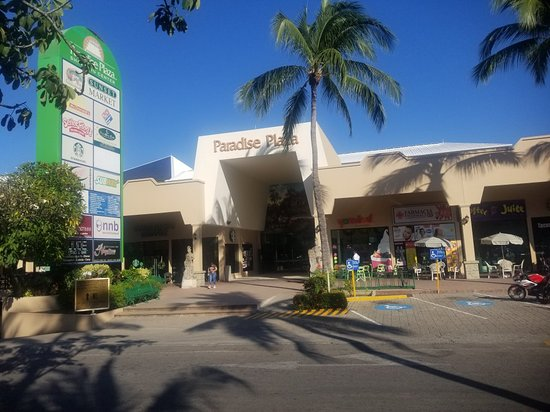 Paradise Plaza Shopping Center