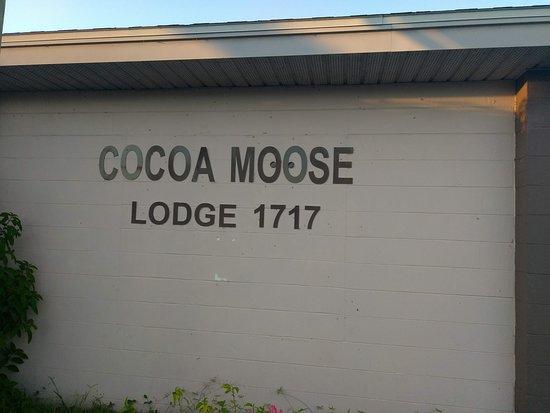 Cocoa Moose Lodge 1717/ 1383 - Restaurant Reviews, Photos & Phone