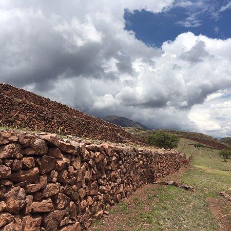 Huarcapay Photo
