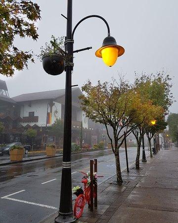 Gramado, Serra Gaúcha 🍃 É ou não ainda mais charmosa com esse clima?