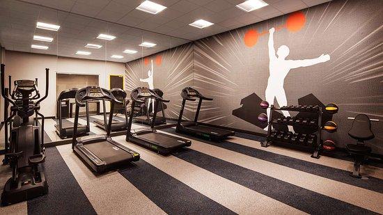 DeSoto, TX: Fitness Center