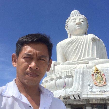 Big Buddha Hill Side: The one fantastic thing to visit on Phuket island