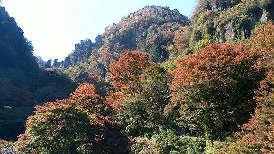 Shinyabakei Gorge