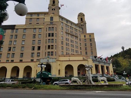 ARLINGTON RESORT HOTEL & SPA $105 ($̶1̶1̶5̶) - Updated 2018 Prices & Reviews - Hot Springs, AR ...