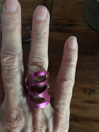 Leather ring!!!