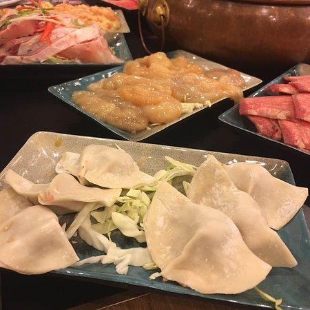 梅菜豬肉餃