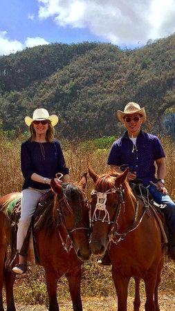 Riding Vinales: Tour Friend