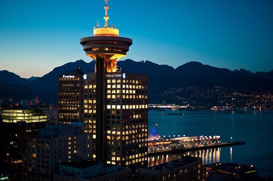 Vancouver Utsikt Tillträde