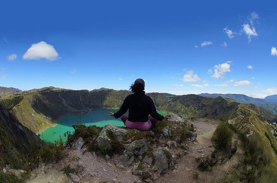 Quilotoa Lagoon  Day Trip from Quito