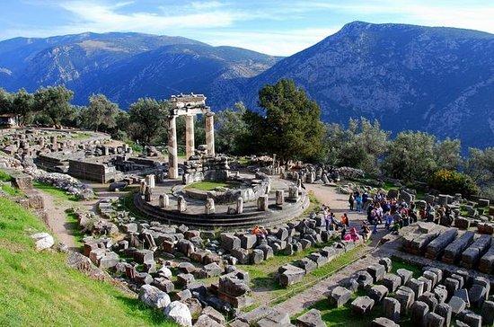 Excursion de 6nuits dans la Grèce...