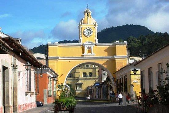 Antigua Guatemala City Tour