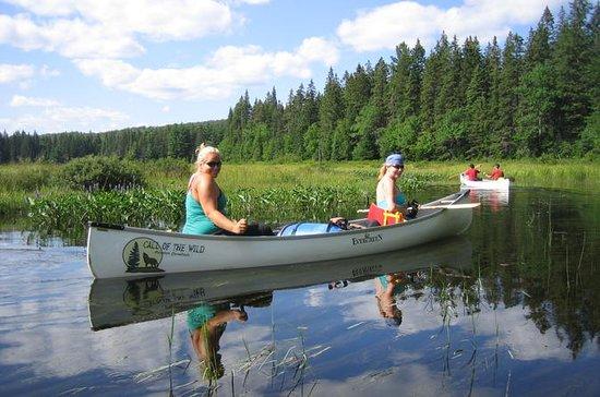 Escursione in canoa di 3 giorni al