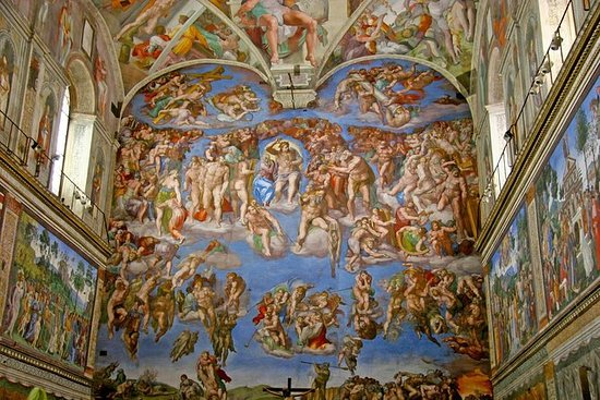 Private Tour: Vatican Museums...