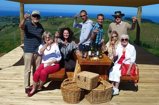 Napier Afternoon Wine Tour
