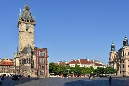 Visita a pie por la ciudad de Praga...