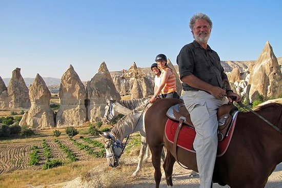 Private Full-Day Tour in Cappadocia...