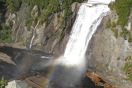 Bike Tour to Montmorency Falls from...