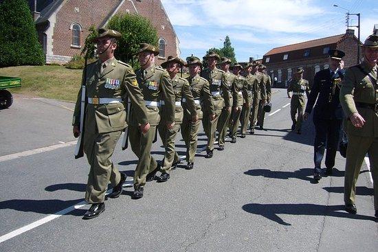 Small-Group Australian Battlefield ...